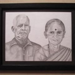 Paternal Grandparents: Late Vittal Pai and Late Saraswathi Pai