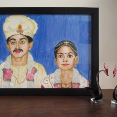 My Parents: Mr. Taranath Pai and Mrs. Shalini Pai