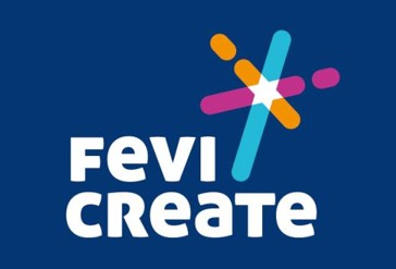 This image has an empty alt attribute; its file name is fevicreate-blue-logo.jpg